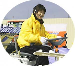 アナウンサー・井上朋香